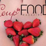 MAQUETTE PRESSE magazine coup de food