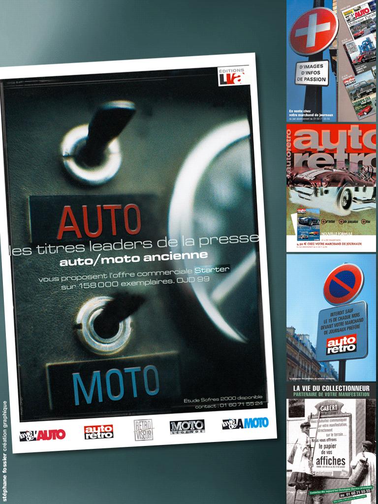 ANNONCE PRESSE lva groupe média campagne publicitaire magazine stratégies